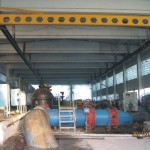 Restoration of the City of Karshi Pumping Station