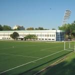 Football Federation Office Building Restoration